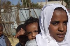 Menschen in Äthiopien